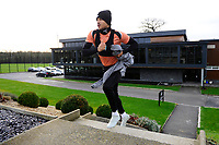 Martin Olsson of Swansea City during the Swansea City Training at The Fairwood Training Ground, Swansea, Wales, UK. Tuesday 04 December 2018