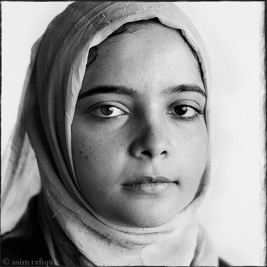 I found it impossible to take my eyes off Najwaen Rabi Ahmed Sultan's face. Not only because of her beauty, but also because of the strength that seemed to emanate from within her. <br /> <br /> She and her family had fled from their home as the Israeli tanks devastated Beit Lahiya and spent weeks moving between shelters set up in various local school buildings.  The indignities faced by her sisters and her mother left a deep impression on her. <br /> <br /> I come from a cultured, educated family she fumed - a family of traditions and history. But for weeks we suffered like animals, dependent on others and at the mercy of the whims and taunts of rude and callous aid agency staff. <br /> <br /> She held herself upright, looked me straight in the eyes It was too much to bear - to be able to do nothing, to watch my mother plead and beg for our food, blankets or a place to wash.. No child should ever have to see that.