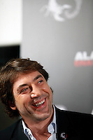 Actor Javier Bardem attend the 'Alacran Enamorado' photocall at the Princesa cinema in Madrid, Spain. April 09, 2013. (ALTERPHOTOS/Caro Marin) /NortePhoto