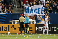 Los Angeles Galaxy vs DC United, March 6, 2016