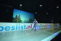 SCHAATSEN: ZAANDAM: 08-10-2013, Taets art Gallery, Perspresentatie Team Beslist.nl, Jesper Hospes, ©foto Martin de Jong