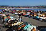 Woodies on the Wharf, Santa Cruz, CA