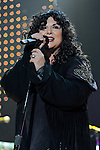 Ann Wilson of Heart performs at Freedom Hall at the Kentucky State Fair on Friday August 19, 2011.
