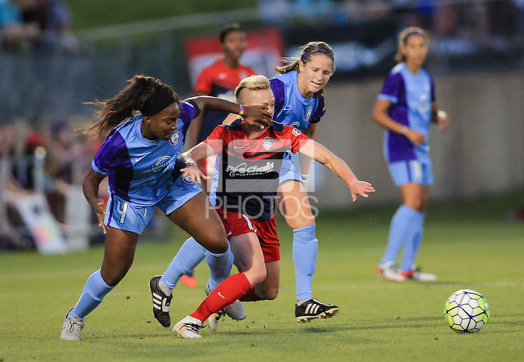 Boyds, MD - Saturday June 18, 2016: Jamia Fields,  during a regular season National Women's Soccer League (NWSL) match between the Washington Spirit and the Orlando Pride at Maureen Hendricks Field, Maryland SoccerPlex.