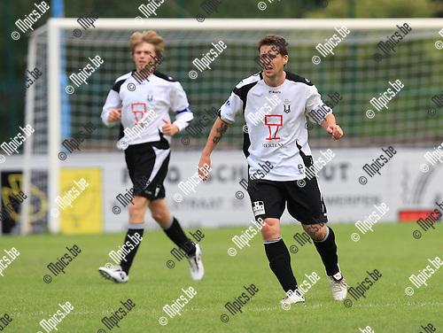 2010-07-25 / Voetbal / seizoen 2010-2011 / Vlimmeren Sport / Philip Piedfort..Foto: mpics