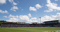 A general view of Sophia Gardens during England vs Bangladesh, ICC World Cup Cricket at Sophia Gardens Cardiff on 8th June 2019