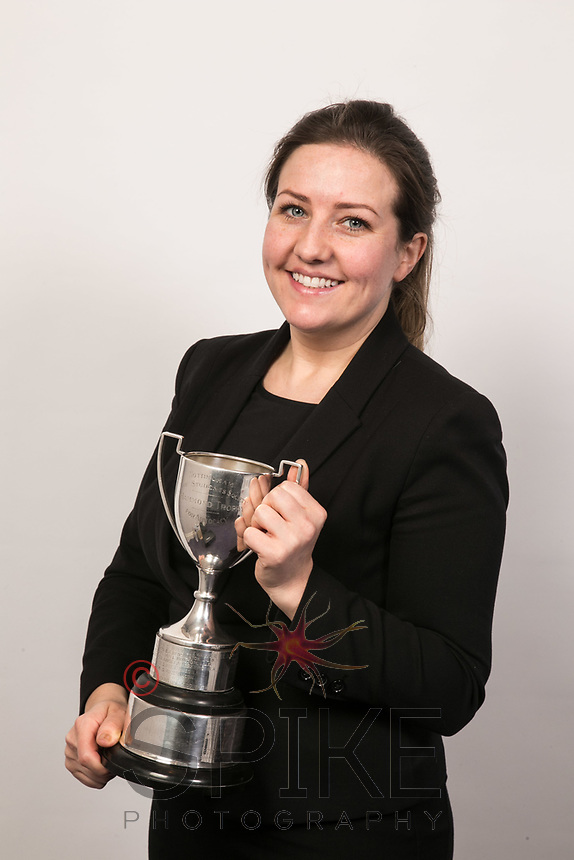 The Hammond Cup winner Rebecca Coleman of 1 High Pavement