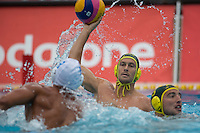 Vodafone Waterpolo Cup in Budapest, Hungary on July 15, 2012. ATTILA VOLGYI