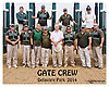 gate crew at Delaware Park on 8/30/14