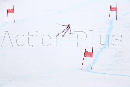 11.02.2011  FIS ALPINE WORLD SKI CHAMPIONSHIPS. REVILLET Aurelie in Garmisch-Partenkirchen, Germany.
