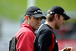 Counties Manukau assistant manager Adam Newman. Air NZ Cup week 4 game between the Counties Manukau Steelers and Northland played at Mt Smart Stadium on the 19th of August 2006. Northland won 21 - 17.