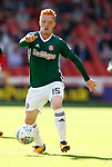 Ryan Woods of Brentford during the English Championship League match at Bramall Lane Stadium, Sheffield. Picture date: August 5th 2017. Pic credit should read: Simon Bellis/Sportimage