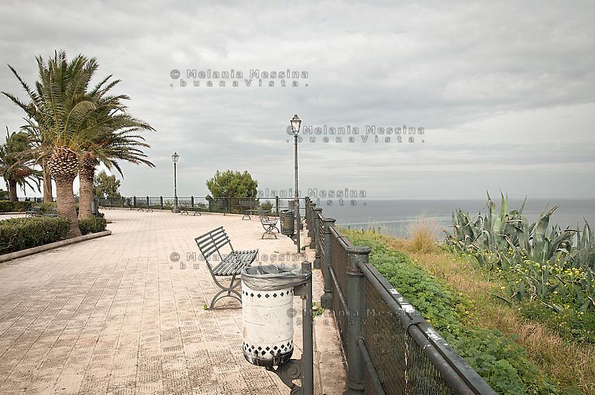 Termini Imerese gulf  landscape <br /> Paesaggio del golfo di Termini Imerese.