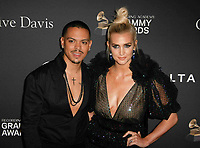 BEVERLY HILLS, CA- FEBRUARY 09: Evan Ross and Ashlee Simpson at the Clive Davis Pre-Grammy Gala and Salute to Industry Icons held at The Beverly Hilton on February 9, 2019 in Beverly Hills, California.      <br /> CAP/MPI/IS<br /> &copy;IS/MPI/Capital Pictures