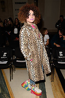 Lois Winstone<br /> at the Pam Hogg show as part of London Fashion Week, London<br /> <br /> <br /> ©Ash Knotek  D3378  16/02/2018