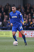 Rod McDonald of AFC Wimbledon during AFC Wimbledon vs Millwall, Emirates FA Cup Football at the Cherry Red Records Stadium on 16th February 2019