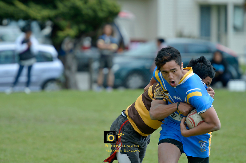Rugby Wellington Schools 7's Upper Hutt College 22/10/2012<br />