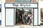 Top Styles Shop Street ad shots