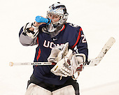 Elaine Chuli (UConn - 29) - The Boston College Eagles defeated the visiting UConn Huskies 4-0 on Friday, October 30, 2015, at Kelley Rink in Conte Forum in Chestnut Hill, Massachusetts.