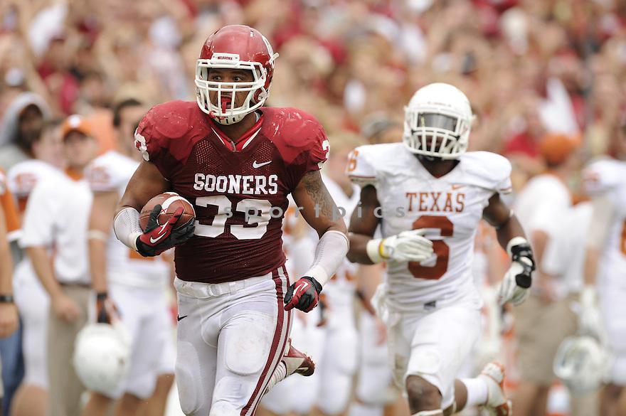 Trey Millard(33) / Oklahoma Sooners