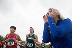 EVANSVILLE, IN - NOVEMBER 18: Division II Men's Cross Country Championship held at the Angel Mounds on November 18, 2017 in Evansville, Indiana. (Photo by Tim Broekema/NCAA Photos/NCAA Photos via Getty Images)