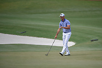 Billy Horschel (USA) after sinking his putt on 11 during round 3 of The Players Championship, TPC Sawgrass, at Ponte Vedra, Florida, USA. 5/12/2018.<br /> Picture: Golffile | Ken Murray<br /> <br /> <br /> All photo usage must carry mandatory copyright credit (&copy; Golffile | Ken Murray)