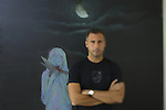 Enrique Martinez Celaya.Enrique Martinez Celaya Cuban born and Puerto Rican raised has created a working studio in Delray Beach, Florida after leaving Los Angeles.