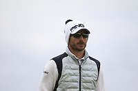 Alejandro Canizares (ESP) on the 17th tee during Round 4 of the 2015 Alfred Dunhill Links Championship at the Old Course in St. Andrews in Scotland on 4/10/15.<br /> Picture: Thos Caffrey | Golffile