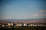 A view of downtown Reno, Nevada, July 6, 2012.