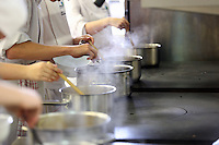 Pictured: Cooking. Tuesday 23 September 2014<br />