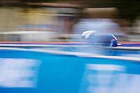Filippo Ganna (ITA) speeding along<br /> <br /> U23 Men TT<br /> UCI Road World Championships / Richmond 2015