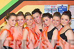 VARIETY: Looking well at the Variety show in the Aras Padraig, Killarney on Saturday were l-r: Grainne Leen, Rachel Gill, Aisling Le Gros, Ailbhe Courtney, Sarah Dalton, Niamh Carmody and Eileen Stack (all Ardfert).   Copyright Kerry's Eye 2008