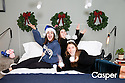 casper holiday booth @ nyc showroom