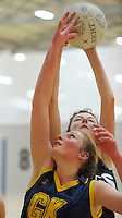120820 Netball - Wellington Secondary Schools Premier One