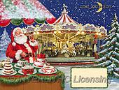 Marcello, CHRISTMAS SANTA, SNOWMAN, WEIHNACHTSMÄNNER, SCHNEEMÄNNER, PAPÁ NOEL, MUÑECOS DE NIEVE, paintings+++++,ITMCXM1945INT,#X#