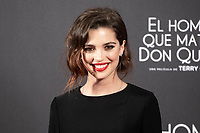 Joana Ribeiro attends to premiere of 'El hombre que mato a Don Quijote' (The man who killed Don Quixote) at Dore Cinemas in Madrid, Spain. May 28, 2018. (ALTERPHOTOS/Borja B.Hojas) /NortePhoto.com