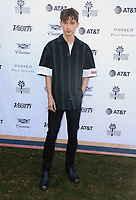 04 January 2019 - Palm Springs, California - Troye Sivan. Variety 2019 Creative Impact Awards and 10 Directors to Watch held at the Parker Palm Springs during the 30th Annual Palm Springs International Film Festival. Photo Credit: Faye Sadou/AdMedia