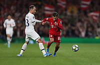 Bayern Munich's Philippe Coutinho and Tottenham Hotspur's Christian Eriksen<br /> <br /> Photographer Rob Newell/CameraSport<br /> <br /> UEFA Champions League Group B  - Tottenham Hotspur v Bayern Munich - Tuesday 1st October 2019 - White Hart Lane - London<br />  <br /> World Copyright © 2018 CameraSport. All rights reserved. 43 Linden Ave. Countesthorpe. Leicester. England. LE8 5PG - Tel: +44 (0) 116 277 4147 - admin@camerasport.com - www.camerasport.com
