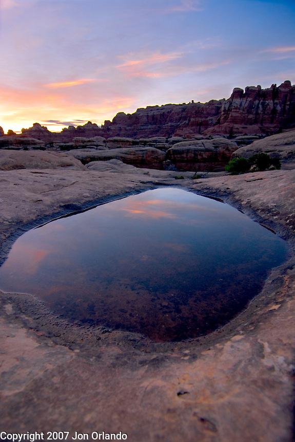 Canyonlands National Park, Spring 07