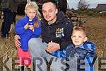Dariusz, Mateusz and Magdalena Plaszczyca, Abbeydorney enjoying  the Abbeydorney Ploughing Match on Sunday