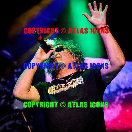 SAMMY HAGAR, LIVE, 2013, <br /> PHOTOCREDIT:  IGOR VIDYASHEV/ATLASICONS