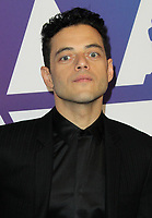 04 February 2019 - Los Angeles, California - Rami Malek. 91st Oscars Nominees Luncheon held at the Beverly Hilton in Beverly Hills. Photo Credit: AdMedia