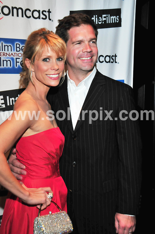 **ALL ROUND PICTURES FROM SOLARPIX.COM**.**SYNDICATION RIGHTS FOR UK, SPAIN, PORTUGAL, AUSTRALIA, S.AFRICA & DUBAI (U.A.E) ONLY**.The 13th Annual Palm Beach International Film Festival Grand Gala Awards Ceremony Red Carpet at the Boca Raton Resort and Club in Boca Raton, Florida in the USA. .This pic:PaulYoung, Cheryl Hines.JOB REF:6125-PHZ/Jay  Kravetz         DATE:12_04_08 .**MUST CREDIT SOLARPIX.COM OR DOUBLE FEE WILL BE CHARGED* *UNDER NO CIRCUMSTANCES IS THIS IMAGE TO BE REPRODUCED FOR ANY ONLINE EDITION WITHOUT PRIOR PERMISSION*