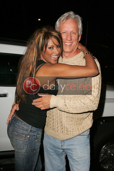 Traci Bingham and James Woods<br />at a private photo session. L'Ermitage Hotel, Los Angeles, CA. 09-15-05.<br />Dave Edwards/DailyCeleb.Com 818-249-4998