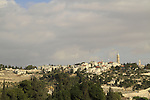 Jerusalem-Mount of Olives