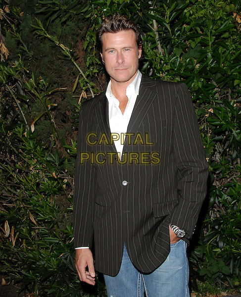 "DEAN McDERMOTT.attends Mark Burnett & AOL's Launch of ""Gold Rush"" interactive reality competition held at Les Deux in Hollywood, California, USA, September 12th 2006..half length.Ref: DVS.www.capitalpictures.com.sales@capitalpictures.com.©Debbie VanStory/Capital Pictures"