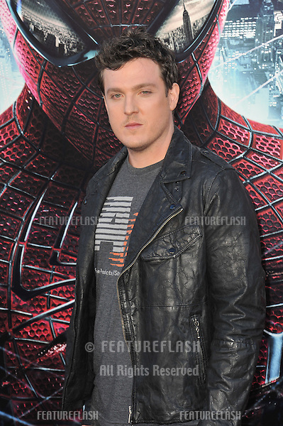 "Todd Lincoln at the world premiere of ""The Amazing Spider-Man"" at Regency Village Theatre, Westwood..June 29, 2012  Los Angeles, CA.Picture: Paul Smith / Featureflash"