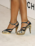 Maria Menounos 's shoes at Chanel's Launch of Highly Anticipated New Concept Boutique on Robertson Boulevard on May 29, 2008 in Los Angeles, California.