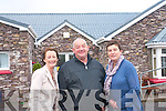 Ballinskelligs Community Centre is a hive of activity this winter for local residents of all ages and in particular elderly members of the local community can enjoy a meal and company as well as fun activities on a regular basis. .L-R Activites co-ordinator Laura King, Diarmuid O' Se and  Manager Janette Murphy