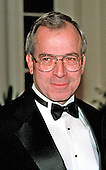 George Fisher, Chairman and CEO, Eastman Kodak Company, arrives at The White House in Washington, DC for the State Dinner honoring Chinese President Jiang Zemin on October 29, 1997.<br /> Credit: Ron Sachs / CNP